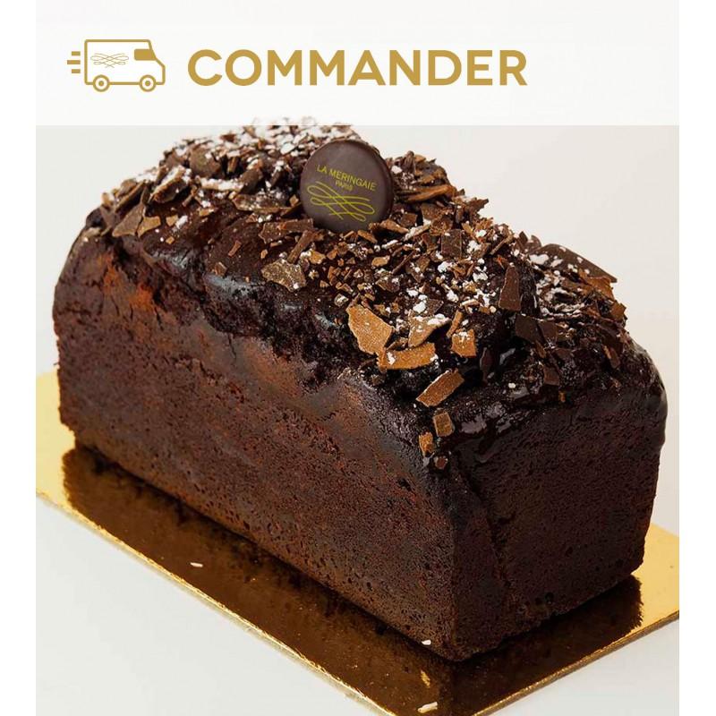 Gâteau moelleux au chocolat et cacao